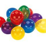 "Ballons multicolores ""Cristal"" 8 pcs."