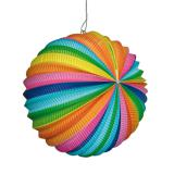 Lampion multicolore 25 cm