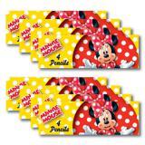 """Crayons de couleur Disney """"Minnie"""" 8 paquets"""