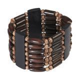 Bracelet imitation bois
