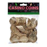 "Jetons de casino ""Dollar"" 144 pcs."