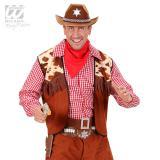 Ceinture de cowboy avec holster