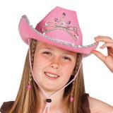 """Chapeau de cowboy """"Glamour Cowgirl""""  pour enfants"""