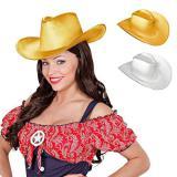 "Chapeau de cowboy ""Metallic Look"""
