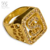 "Bague de diamants ""Dollar"""