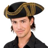 "Chapeau tricorne ""Amiral"""