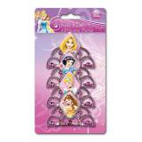 """Jolies couronnes """"Princesses Disney"""" avec peignes 4 pcs"""