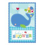 "Set de cartes d'invitation ""My Baby Boy"" 32 pcs"