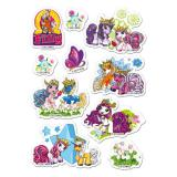 """Stickers comestibles """"Filly Fairy"""" 10 pcs"""