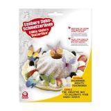 """Déco comestible pour gâteau """"Papillons"""" 6 pcs."""