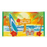 """Bannière """"Beach Party"""" 150 x 90 cm"""