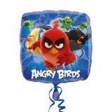 """Ballon en alu """"Angry Birds - Le film"""" 43 cm"""