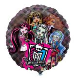 "Ballon en alu ""Monster High"" 66 cm"