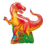 """Ballon en alu """"Tyrannosaure Rex"""" 79 cm"""