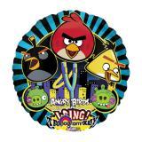"""Ballon en aluminium musical """"Angry Birds"""" 71 cm"""