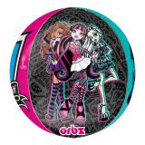 "Ballon en alu ""Monster High Party"" 38 x 40 cm"