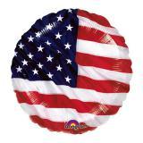 """Ballon en alu """"USA"""" 43 cm"""