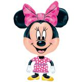"Ballon en aluminium ""Minnie Mouse"" 78 cm"