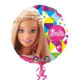 """Ballon en alu """"Le monde coloré de Barbie"""" 43 cm"""