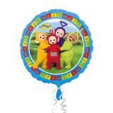 """Ballon en aluminium """"Les Télétubbies"""" 43 cm"""