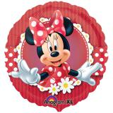 "Ballon en aluminium ""Minnie Mouse"" 43 cm"