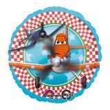 """Ballon en aluminium """"Planes"""" 43 cm"""