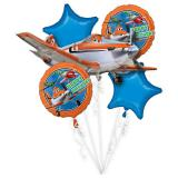 """Ballons """"Planes"""" 5 pcs."""