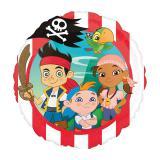 """Ballon en aluminium """"Hoho - Jake et les pirates du pays imaginaire"""" 43 cm"""
