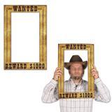 """Accessoire pour photo """"Wanted"""" 60 cm"""
