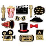 """Accessoires pour photos """"Awards Night"""" 13 pcs."""