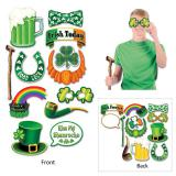 "Set accessoires photo ""St. Patrick's Day"" 12-pcs"