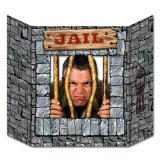 """Décor pour photo """"Prison"""" 94 x 64 cm"""