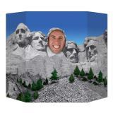 """Décor pour photo """"Mont Rushmore"""" 94 cm"""