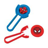 "Lances-frisbee ""Spider-Man-Party"" 12 pcs."