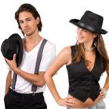 "Chapeau de bandit ""Mafia look"""