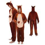 Costume en peluche Kangourou