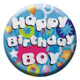 """Macaron d'anniversaire """"Birthday Boy"""""""