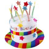 "Chapeau d'anniversaire ""Happy Birthday"""