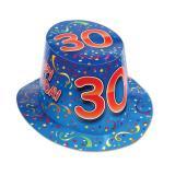 """Chapeau d'anniversaire """"30 Ans"""""""