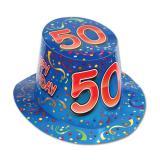 """Chapeau d'anniversaire """"50 Ans"""""""