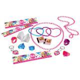 """Kit de cadeaux """"Le monde coloré de Barbie"""" 48 pcs."""