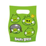 "6 pochettes surprises ""Angry Birds"""