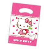 "6 pochettes surprises ""Hello Kitty"""