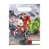 """6 Pochettes cadeaux """"Avengers"""""""