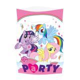 """8 pochettes surprise """"Mon Petit Poney Party"""""""