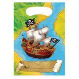 """8 pochettes surprises """"Voyage de pirate"""""""