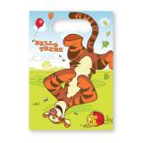 """6 pochettes surprises """"Winnie l'ourson"""" Tigrou"""