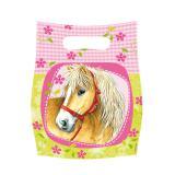 """6 pochettes surprises """"Au pays des chevaux"""""""