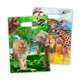 "8 pochettes surprises ""My Safari Party"""