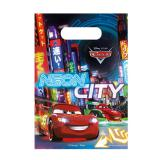 "6 pochettes surprises ""Disney Cars Neon City"""